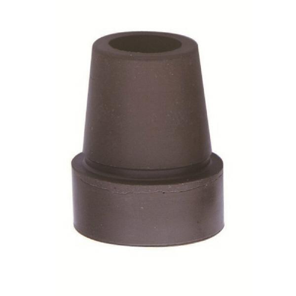 フジホーム ステッキ用替ゴム 19mm ブラウン WB3316 (取寄品)