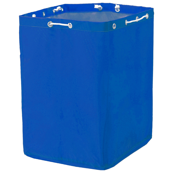 山崎産業 リサイクルカート Y-2 収納袋 小 ブルー C250-002X-MB (直送品)