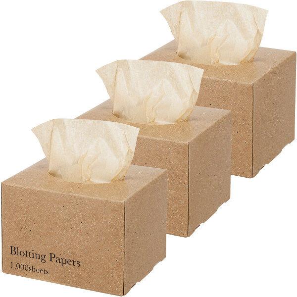 あぶらとり紙 3箱