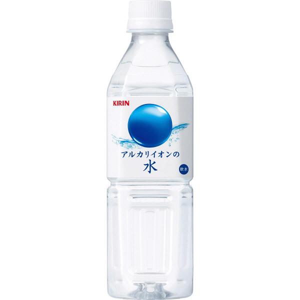 アルカリイオンの水 500ml 24本