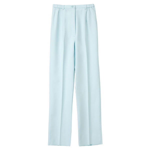 ナガイレーベン 女子パンツ ナースパンツ 医療白衣 ターキス(グリーン) EL FE-4503 (取寄品)