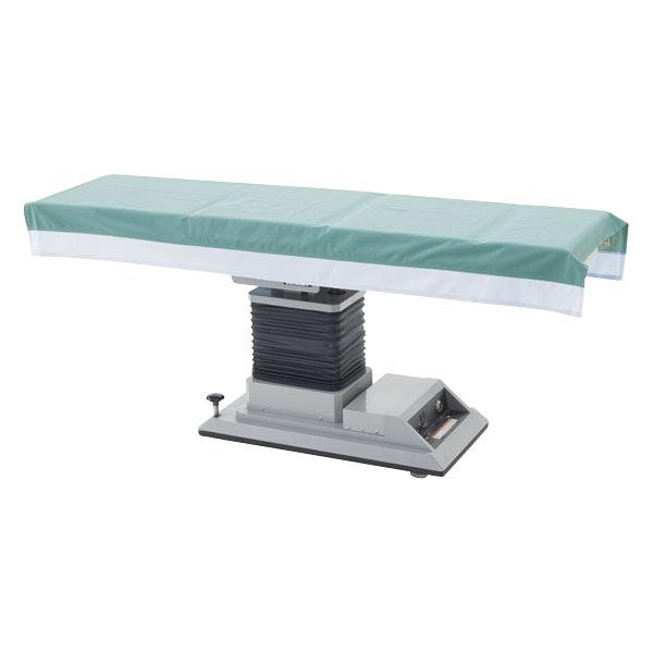 ナガイレーベン 医療介護施設運営備品 オペ台シーツ(リユースタイプ) 900×2000 8-8328-01 1枚 (取寄品)