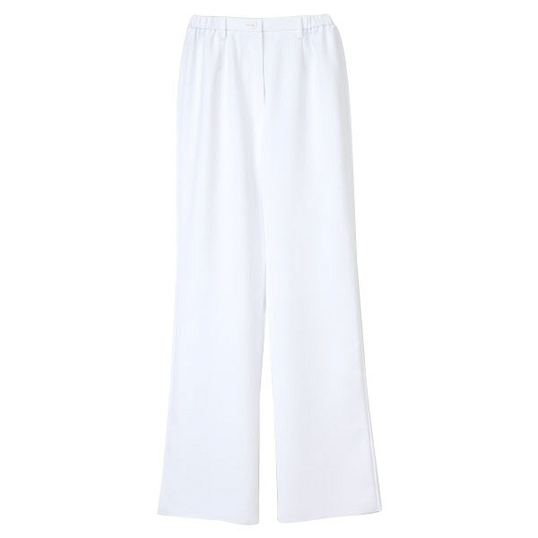 ナガイレーベン 医療白衣 女子パンツ CB-1533 ホワイト M (取寄品)