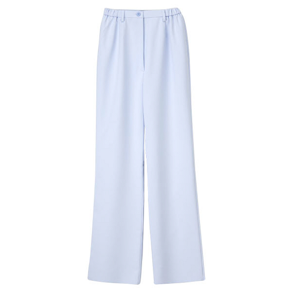 ナガイレーベン 医療白衣 女子パンツ CB-1533 ブルー S (取寄品)