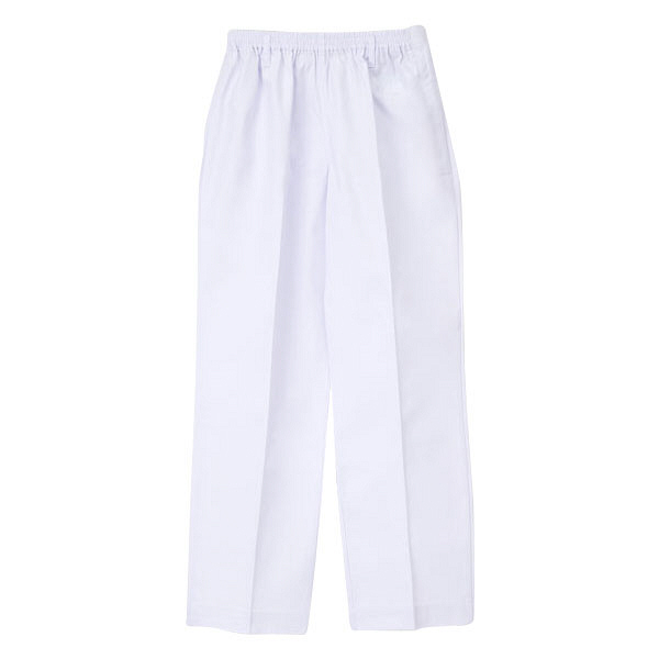 ナガイレーベン 医療白衣 女子パンツ ETA-4850 ホワイト EL (取寄品)