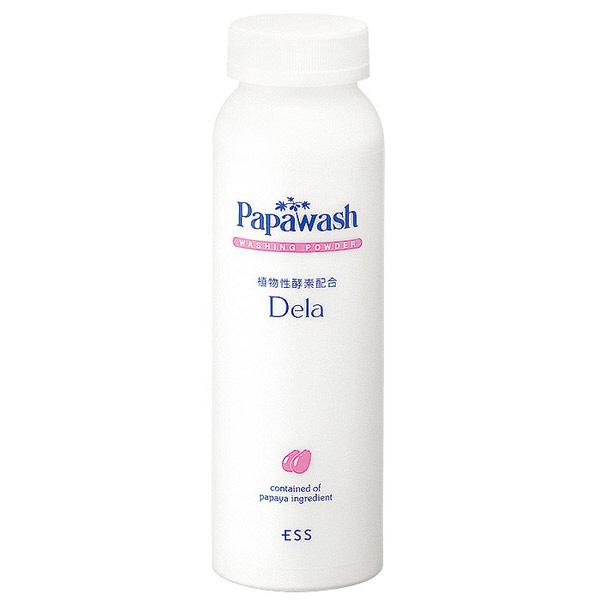 パパウォッシュ・デラ 酵素洗顔 詰替