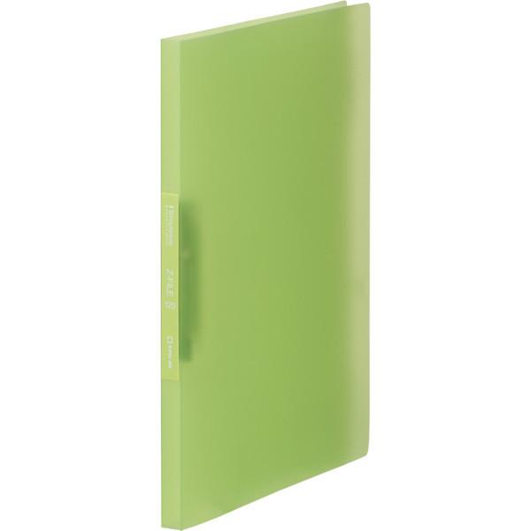キングジム シンプリーズZファイル(透明) 黄緑 578TSPキミ 5冊 (直送品)