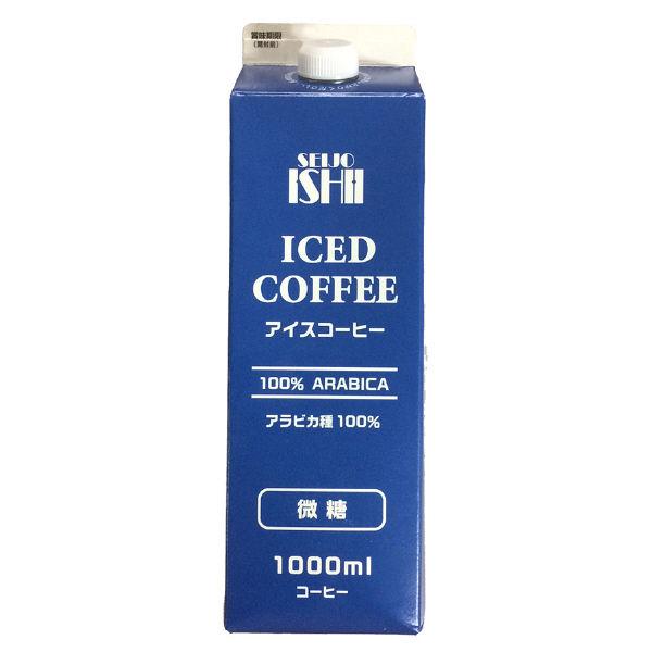 成城石井 アイスコーヒー微糖 1本
