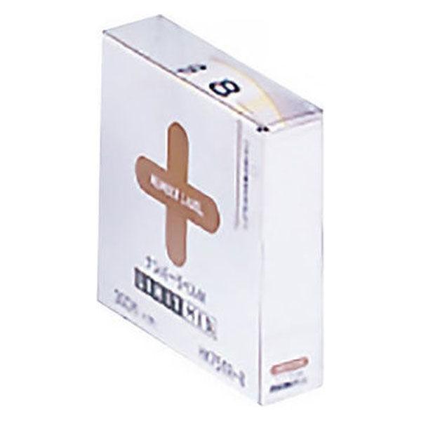 リヒトラブ ナンバーラベル(モノクロ) ロールタイプ 「8」 HK751R-8 1ロール(300片入)