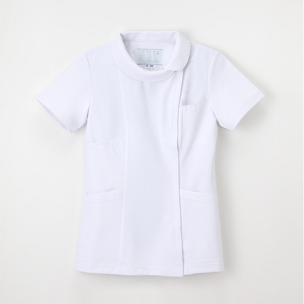 ナガイレーベン レディスジャケット ホワイト EL HE1942 EL 1枚 (取寄品)