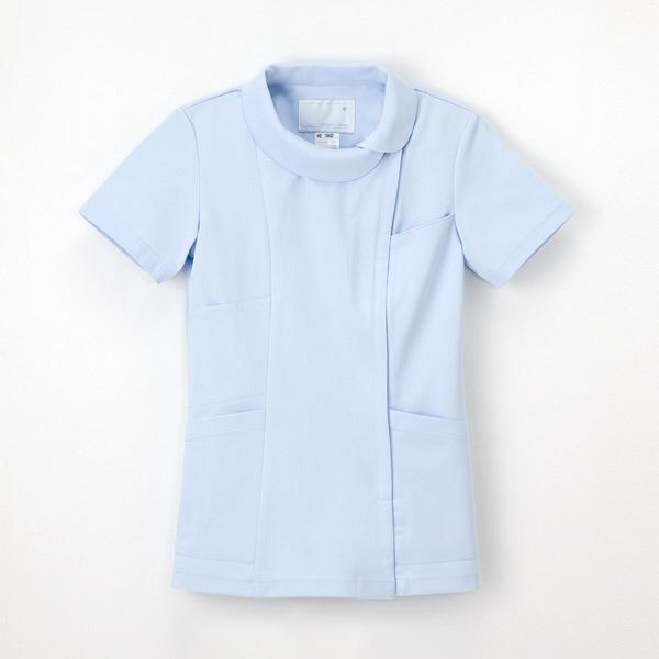 ナガイレーベン レディスジャケット ブルー S HE1942 S 1枚 (取寄品)