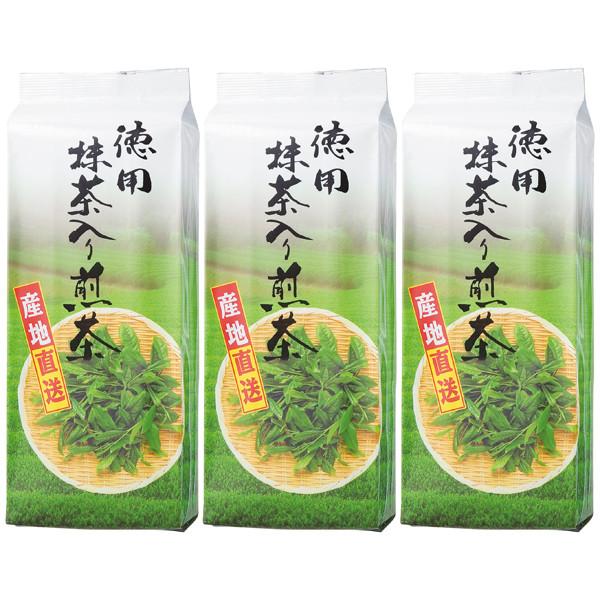 徳用抹茶入り煎茶 3袋入