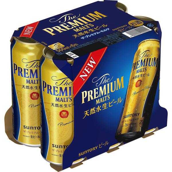 ザ・プレミアム・モルツ500ml 6缶