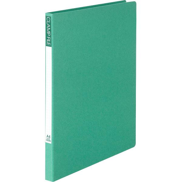 ビュートン エコノミーZファイル A4タテ グリーン 1箱(10冊入)