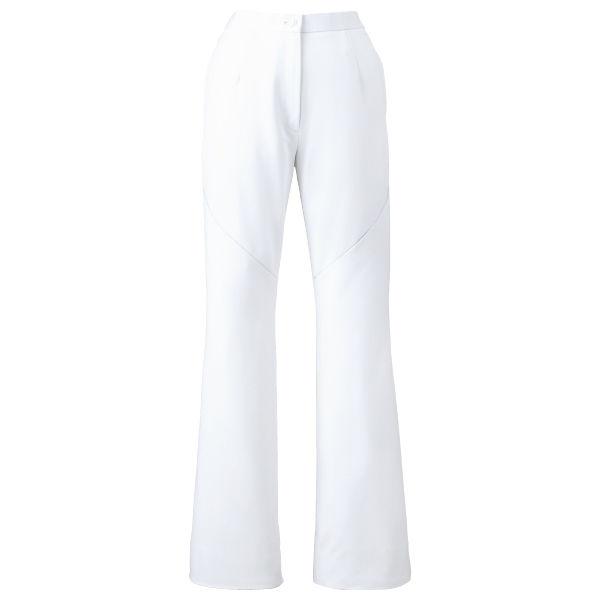 ワコールHIコレクション ブーツカットパンツ HI300ー1 ホワイト M (直送品)