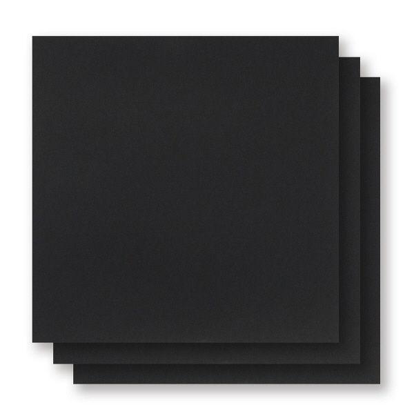 アイアイカラー単色おりがみ 黒 150mm×150mm NO.48 1袋(100枚入)