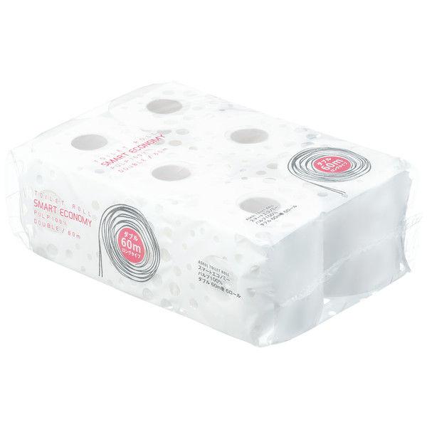 トイレットペーパー ダブル60m