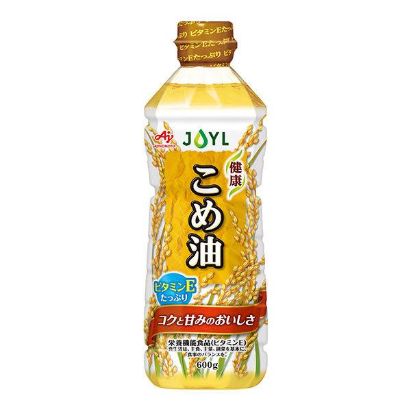 LOHACO - Jオイルミルズ 味の素 健康こめ油 1本
