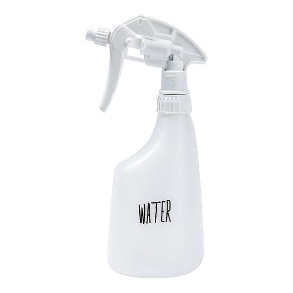 スプレーボトル WATER 500ml