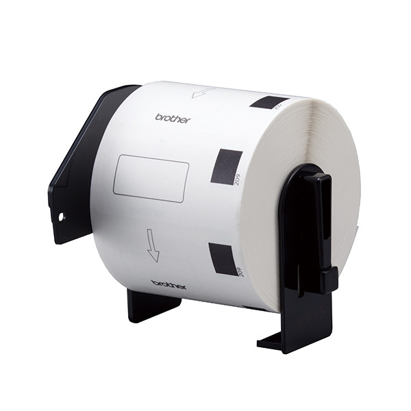 ブラザー 宛名ラベルプリンタ P-touch QL-550用 宛名ラベル(小)(29×62mm×800枚) DK-1209