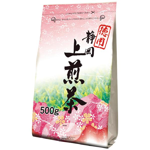 静岡上煎茶 徳用 500g 1袋