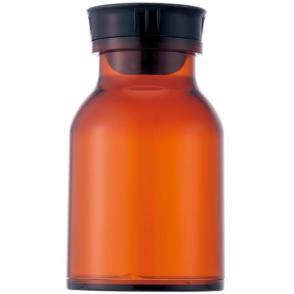 散薬瓶300 茶褐色 馬野化学容器