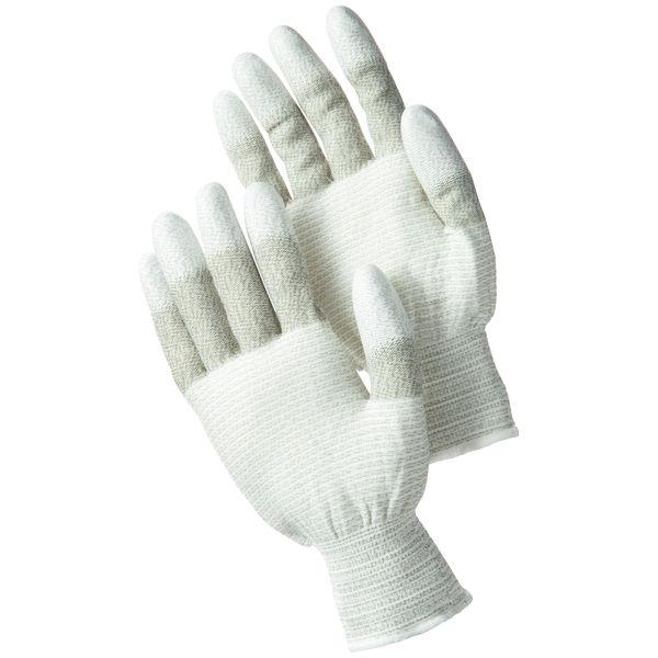 ショーワグローブ 制電ライントップ手袋 Mサイズ A0161-M 1セット(10双入)