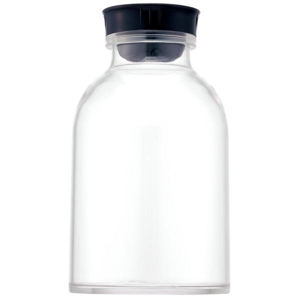 散薬瓶500 透明 馬野化学容器