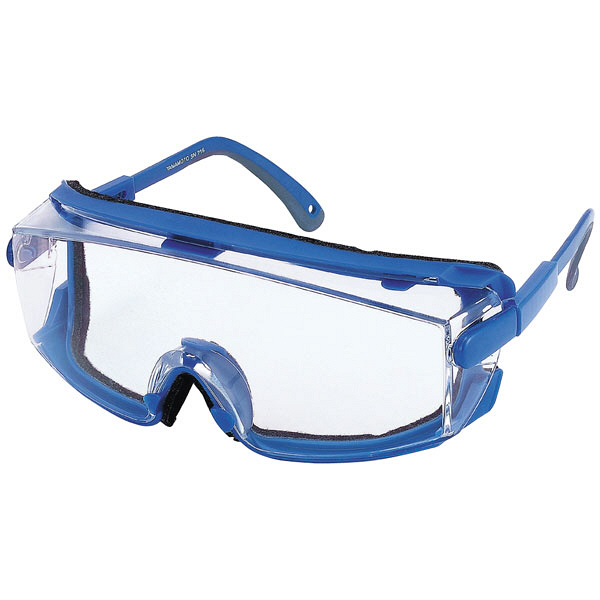 アスクルyamamoto山本光学 一眼型保護めがね 曇り止め