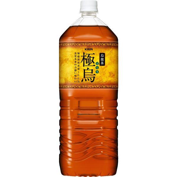 烏龍茶極烏 2.0L 1箱(6本入)