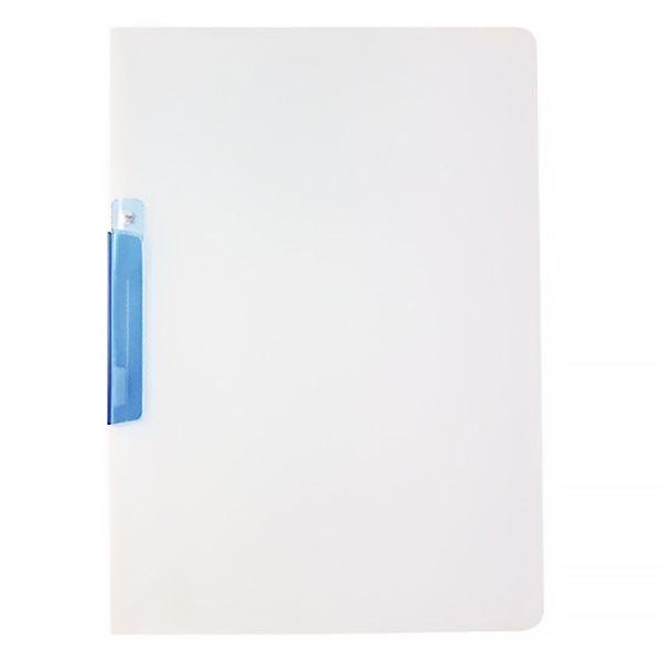 セキセイ クリップインファイル A4タテ ブルー 1箱(20冊入)