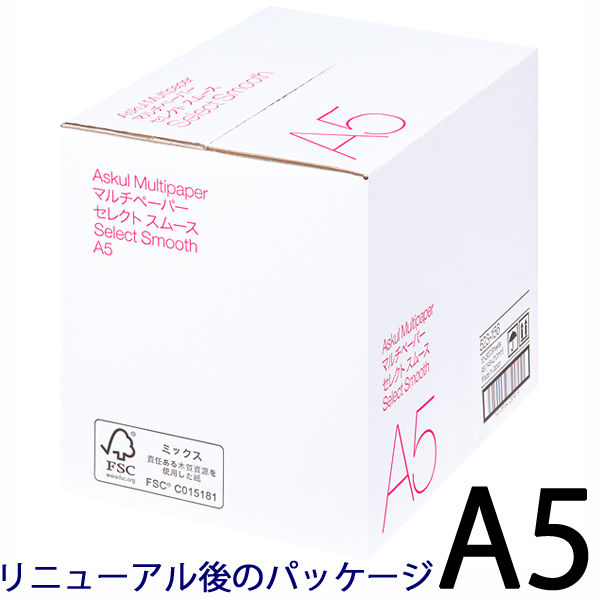 セレクトスムース A5 1箱