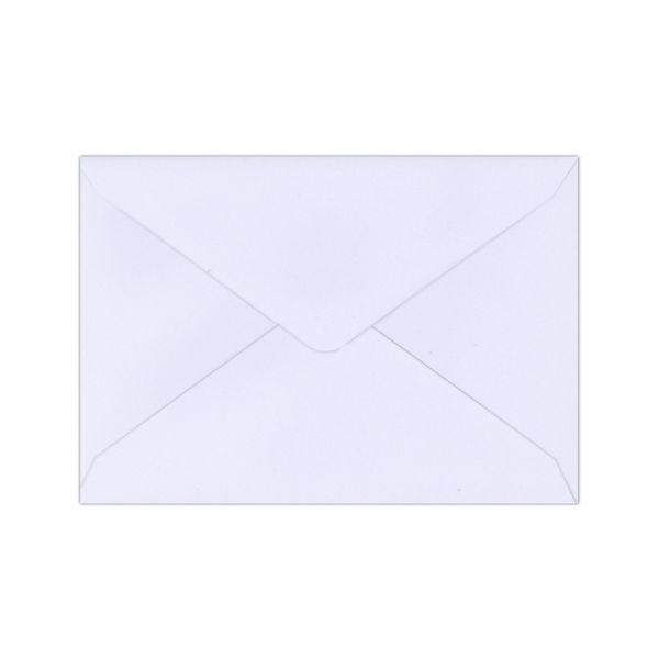 菅公工業 洋封筒ホワイト 洋2 ヨ382 500枚(100枚×5袋)