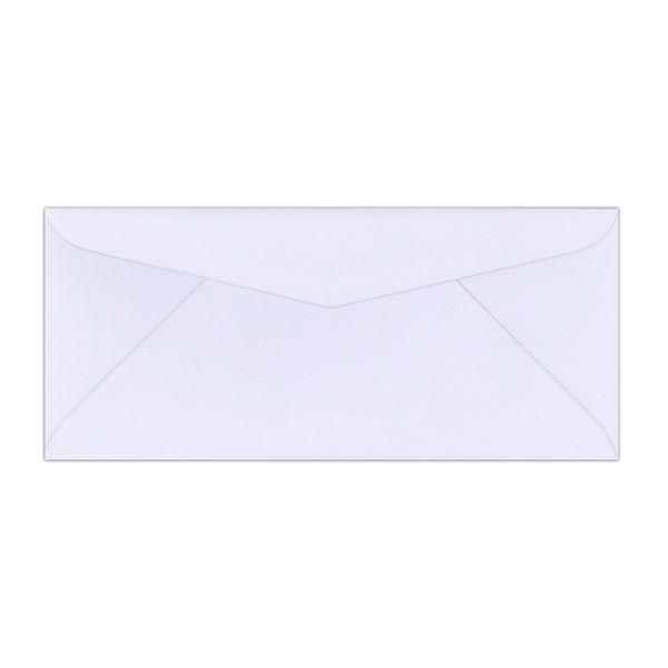 菅公工業 洋封筒ホワイト 洋4 ヨ384 500枚(100枚×5袋)
