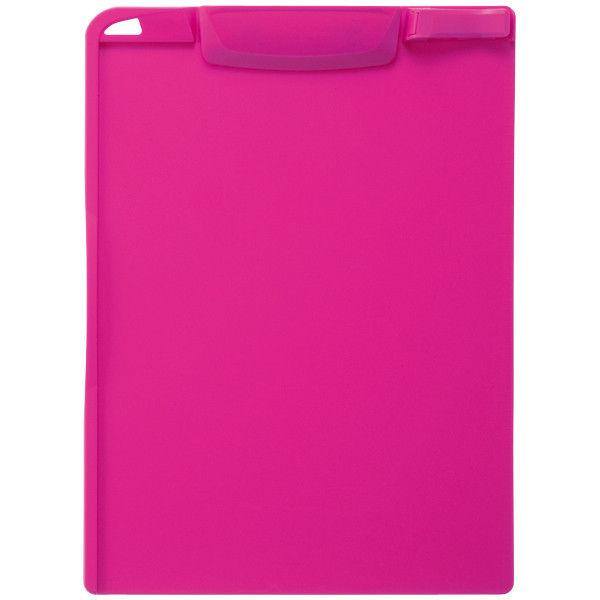 クリップボード A4 ピンク