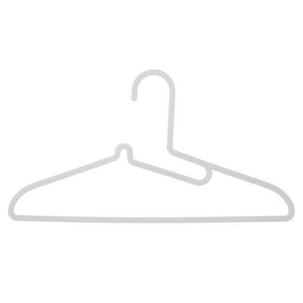 無印良品 ポリプロピレン洗濯用ハンガー・シャツ用・3本組