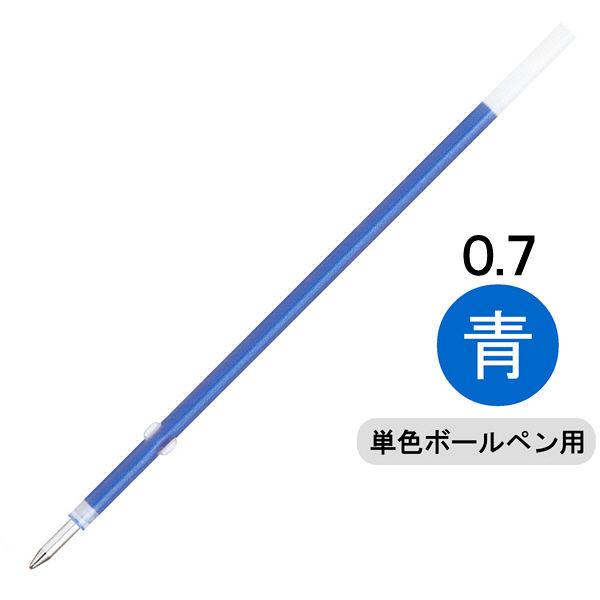 ぺんてる 油性ボールペンRolly(ローリー) リフィール 青 BPS7-C2 1箱(20本:2本入×10袋)