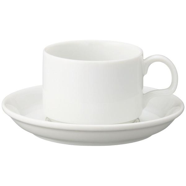 スタッキングコーヒーカップ&ソーサ18客
