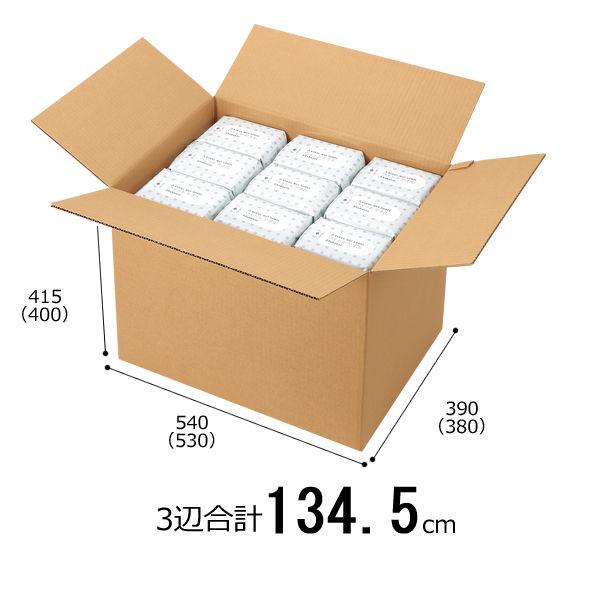 【底面B3】 無地ダンボール箱 B3×高さ415mm 1セット(60枚:30枚入×2梱包)