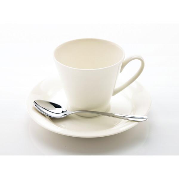 コーヒー紅茶兼用カップ&ソーサー18客