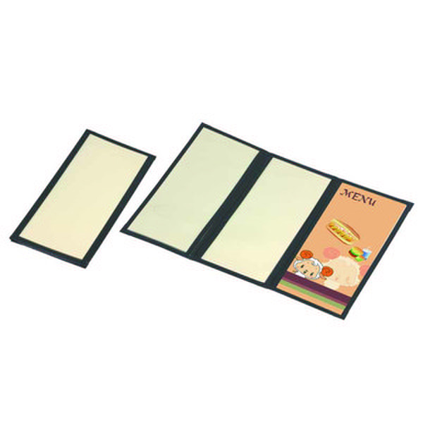 ハピラ メニューファイル 6ページ 1袋(10冊入)