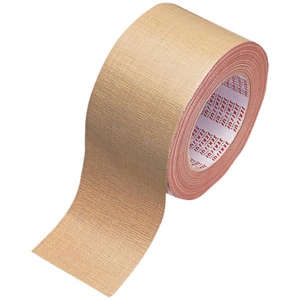 布テープ No.600 0.31mm厚 75mm×25m巻 茶 1箱(24巻入) 積水化学工業