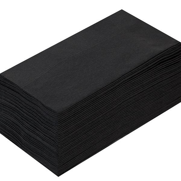 8つ折り ブラック200枚入