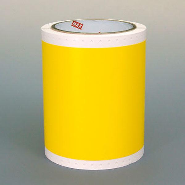 マックス ビーポップシート100mmSL-S115Nキイロ 黄 1箱(2巻入)