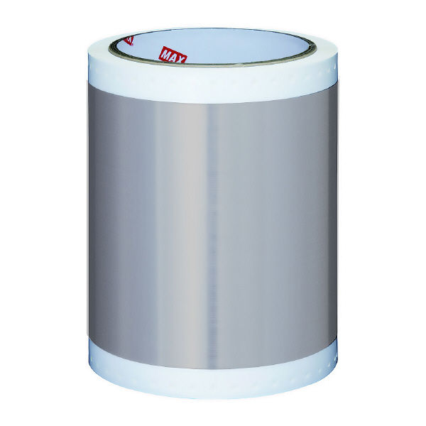 マックス ビーポップシート100mmSL-S154NPET銀 銀 1箱(2巻入)