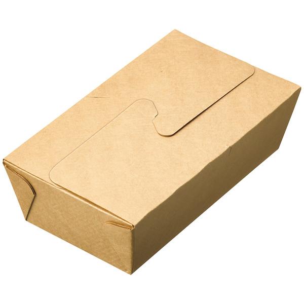 フードボックス未晒し長角700ml50枚