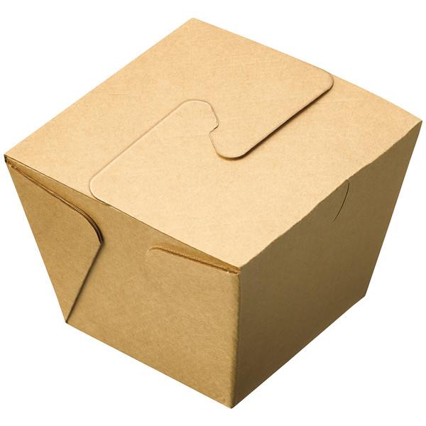 フードボックス未晒し正角700ml50枚