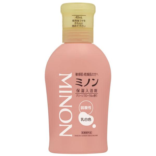 ミノン薬用保湿入浴剤480ml