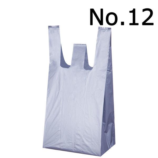 レジ袋 シルバー No.12 1000枚