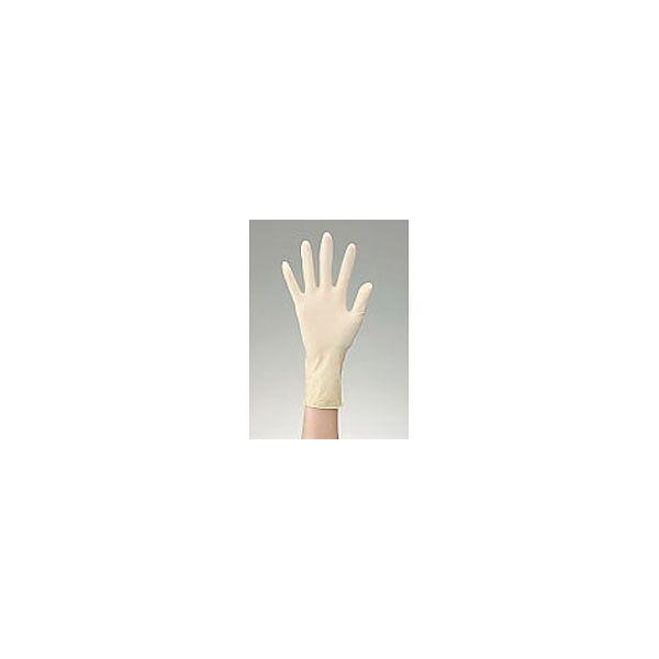 ラテックスグローブ パウダーフリー(S) 240920 三興化学工業 (使い捨て手袋)